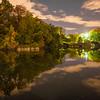 Central Park,  Night shot. 15 sec at f/4.0. 4831 x 3221