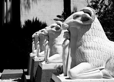 Egyptian Museum in San Jose