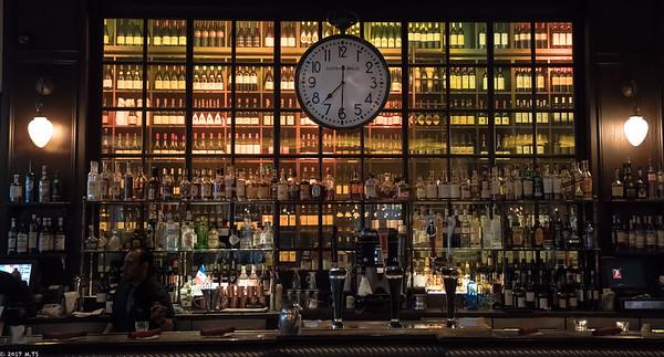 The Bar at Left Bank in Santana Row