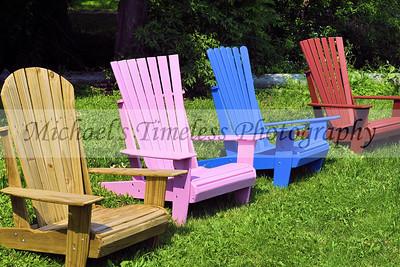 Adirondack Chairs - 4 x 6