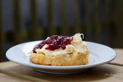 Devonshire Clotted Cream Tea