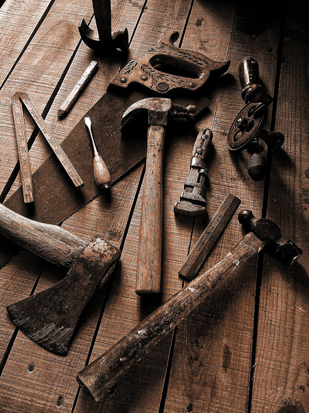 """"""" Tools Of The Trade ... """""""