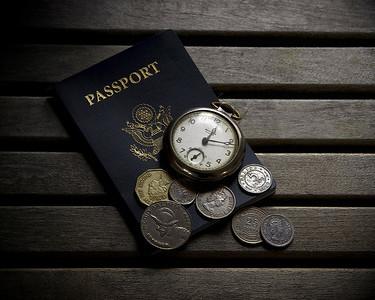 Time Traveler ...