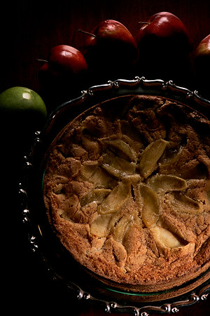Mixed Apple Pie