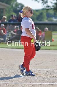 Stillman Valley at Morrison sectional softball (6-1-15)