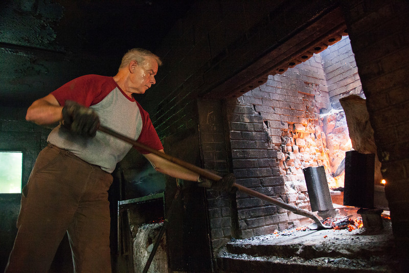 Keith Allen of Allen & Son Barbeque still gets up every day at 2 a.m. to prepare his famous barbecue.
