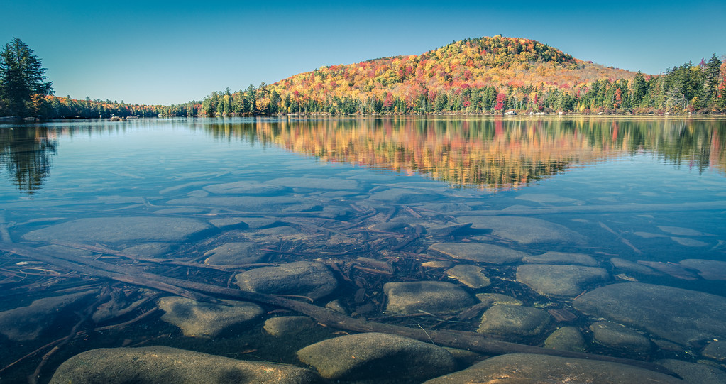 Vermont Lakes & Ponds Photography