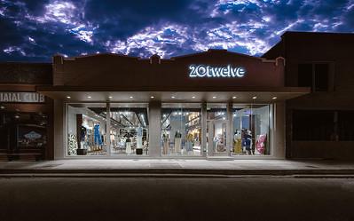 20twelve, Store Front 2 - WEB