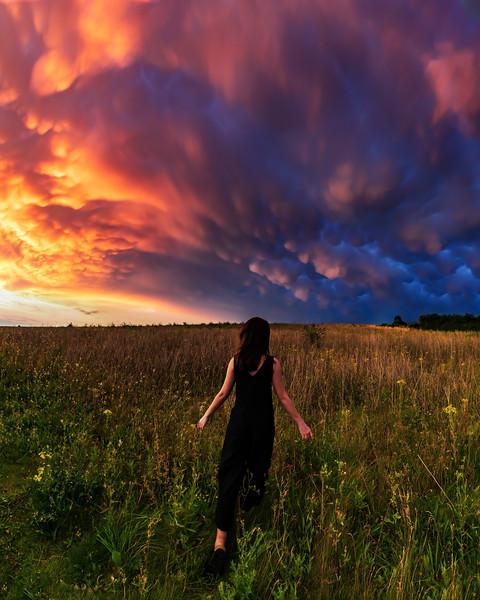 Stormy Skies - England