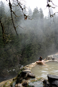 Hot Spring Therapy