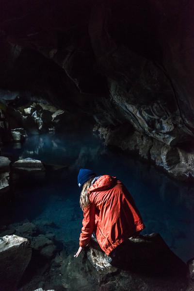 Cave Baths
