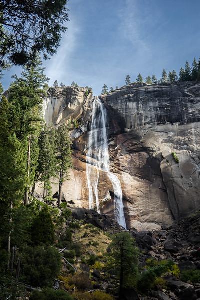 NV Falls in CA