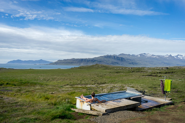 Early Bird gets the...Hot Spring?
