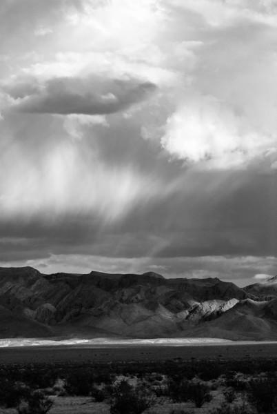 Whispy Rain Clouds