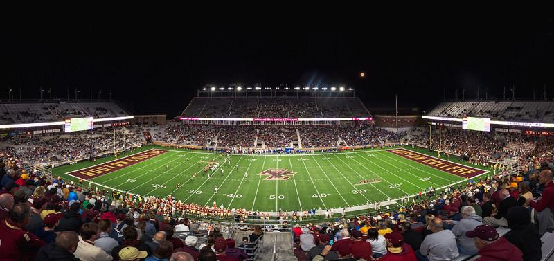 BC v KU @ Alumni Stadium