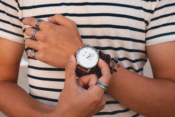 MVMT Watches x Maritime Supply Co