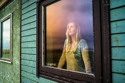 Anna Ehrgott in Iceland