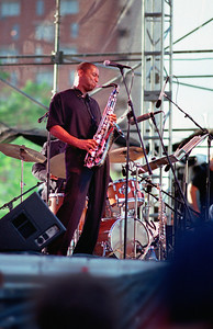 Branford Marsalis on Sax #2