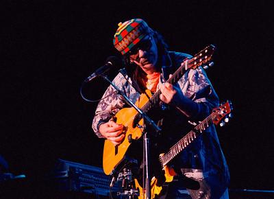 Carlos Santana - acoustic #3