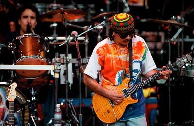 Santana - opening