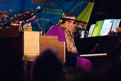 Dr. John in Purple #2