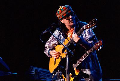 Carlos Santana - acoustic