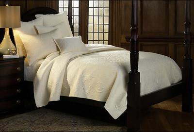 Blitmore silk coverlet