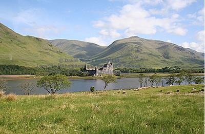 Kilchurn Castle01
