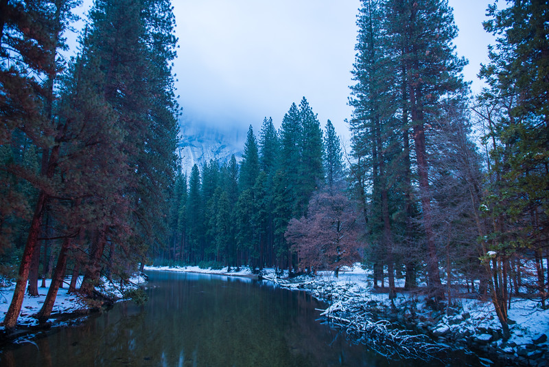 Merced River, Yosemite, CA