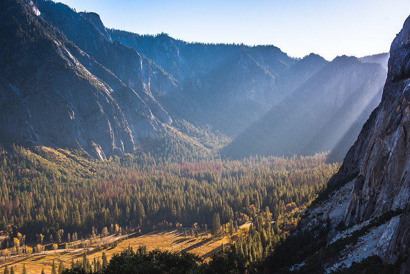 Yosemite Valley, CA