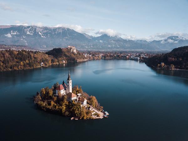 Lake Bled, Upper Carniola, Slovenia