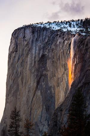 Yosemite Firefalls