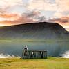 Lakeside A-Frame, Iceland