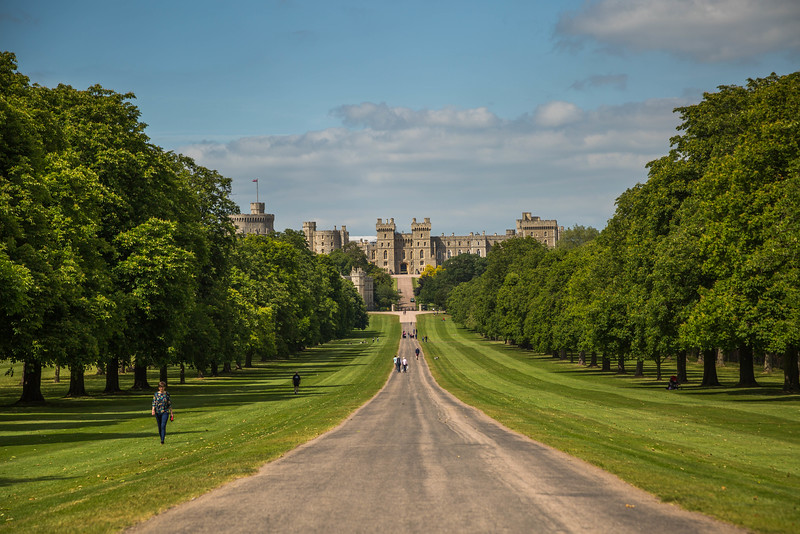 Long Walk to Windsor