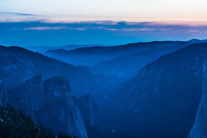 Yosemite Cascades