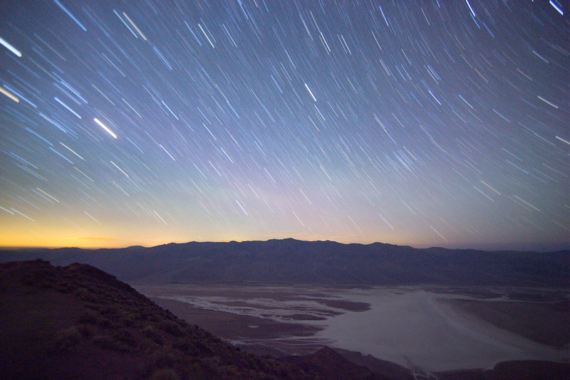 Sleepless In Badwater