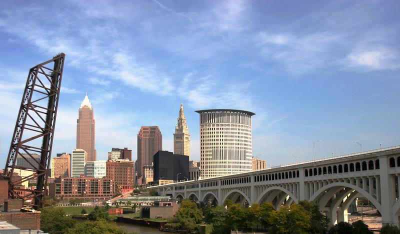 Cleveland Sky