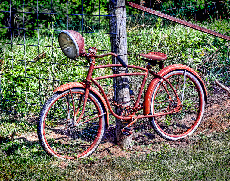 Old Bike - Knoxville