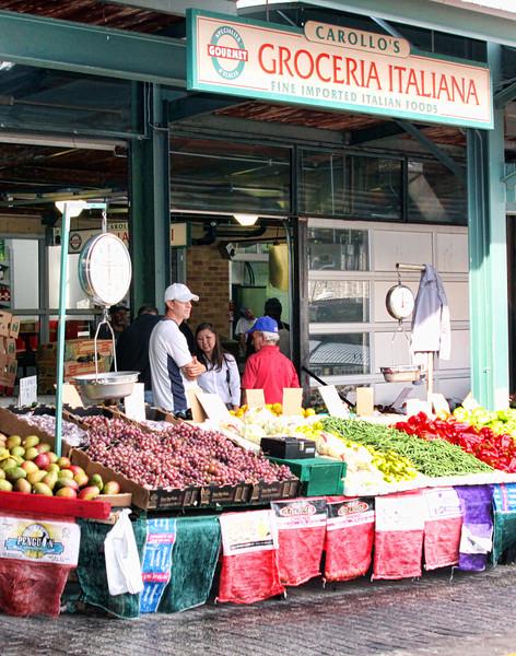 KC Market - Italian Market