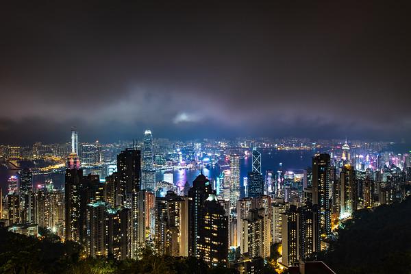 Hong Kong Skyline - Hong Kong