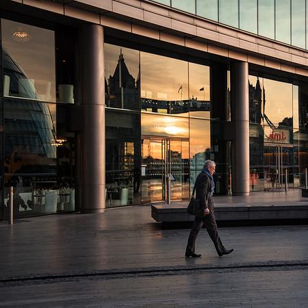 Reflections - London