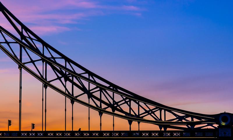 Tower Bridge Sunrise - London