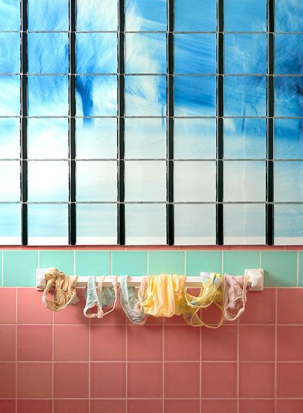 Mini laundry