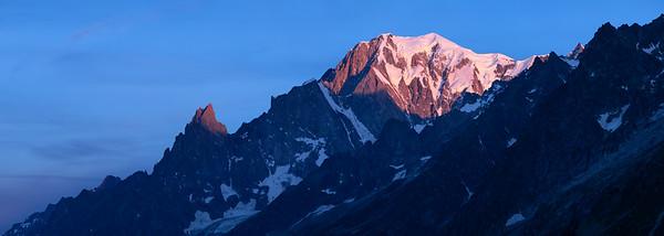 Tour Du Mont Blanc, Chamonix, France