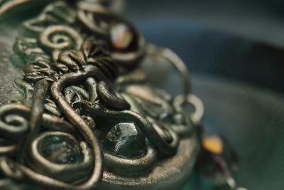 Galadriel's Mirror Pendant