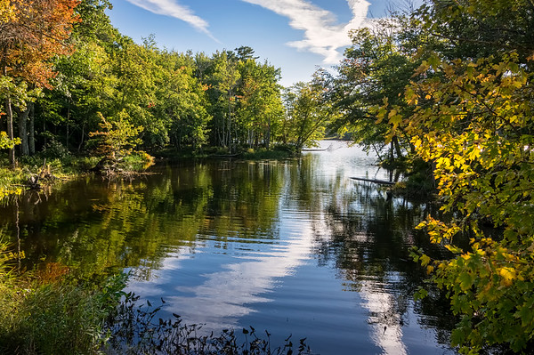 Stillwater River Early Fall 2016