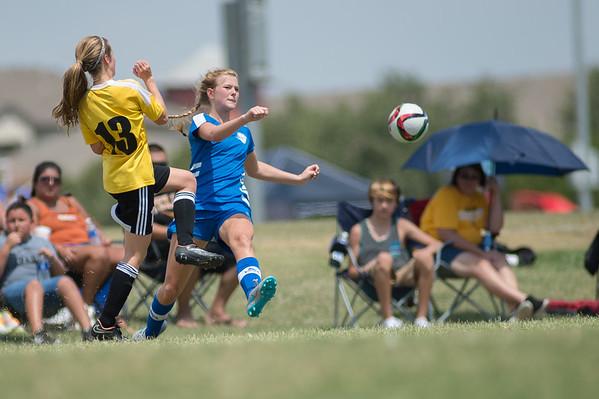 Sting Soccer Austin Labor Day Tournament - 2015