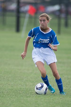 10: Sting Soccer-Maria Harrison