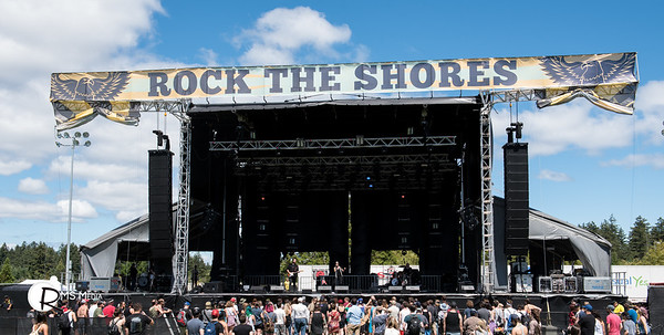 Stinging Belle | Rock The Shores 2016 | Colwood BC