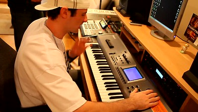 Stinje studio beat video2